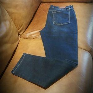 LUCKY BRAND Brooklyn Skinny Jeans